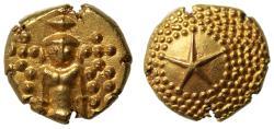 World Coins - Madras Presidency, Gold Pagoda, 1740-1807.