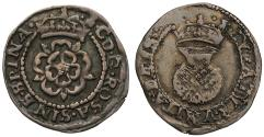 World Coins - Scotland, Charles I Two Shillings