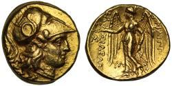 Philip III Arrhidaeus, gold Stater, Babylon