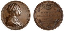 World Coins - Martin Folkes, 1740