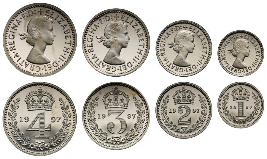 elizabeth ii coin 1997 value