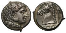 Ancient Coins - Siculo-Punic, Silver Tetradrachm