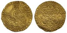 World Coins - Edward III gold Noble