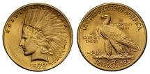 Us Coins - USA gold $10 1932 Philadelphia