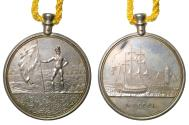 World Coins - Honourable East India Company's Medal for Egypt, 1801.