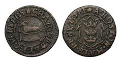 World Coins - Overseers Town Halfpenny, Boston, Lincolnshire Token
