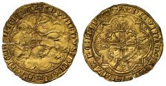World Coins - Aquitaine, Edward III Leopard d'Or 3rd issue