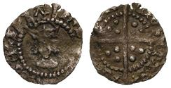World Coins - Henry VIII Halfpenny London