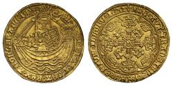 World Coins - Henry VI Noble Annulet issue