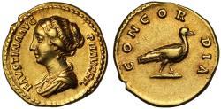 Faustina Jnr., Gold Aureus