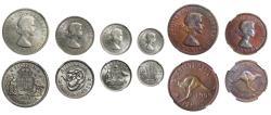 World Coins - Australia, Proof Set , 1959.