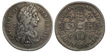 World Coins - Charles II 1679 Shilling
