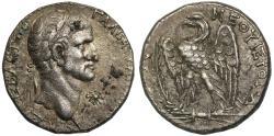 Ancient Coins - Seleucis and Pieria, Galba (A.D. 68-69), silver Tetradrachm
