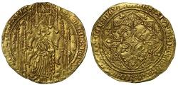 World Coins - Anglo-Gallic, Edward the Black Prince Pavillon d'O