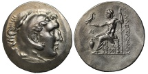 Kingdom of Macedon, Alexander III, Silver Tetradrachm