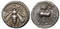 Ancient Coins - Phoenicia, Arados, Silver Drachm