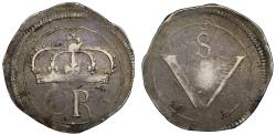 World Coins - Charles I Ormond Crown