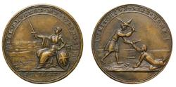 World Coins - Convention of Pardo, 1739.