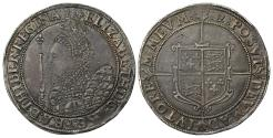 World Coins - Elizabeth I Crown mint mark 2 dating to 1602, very rare final crown of reign