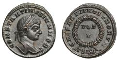 Ancient Coins - Constantine II, Follis, ΓSIS*.