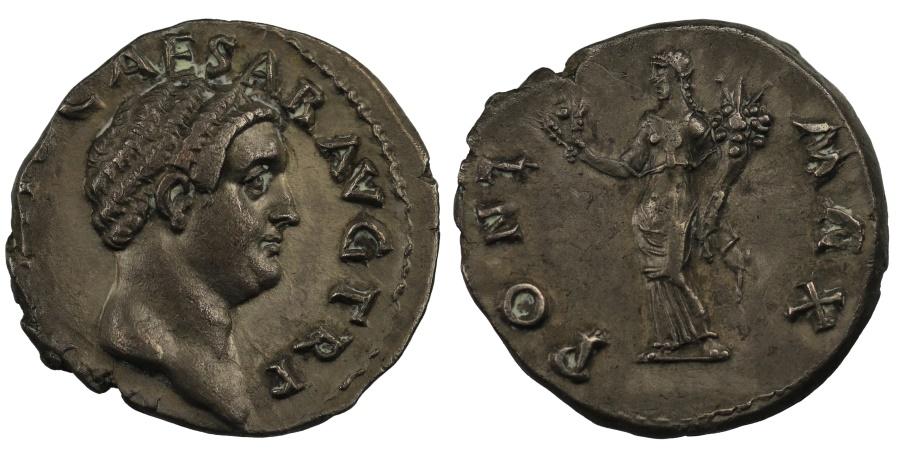 Ancient Coins - Otho, Silver Denarius