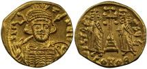 Constantine IV, Gold Solidus
