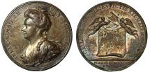 World Coins - Battle of Ramillies, 1706.
