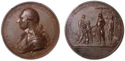 World Coins - Defeat of Sultan Tipu, 1792.