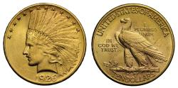 Us Coins - USA gold $10 1926 Philadelphia