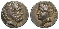 Ancient Coins - Carian Islands, Kos, Silver Didrachm