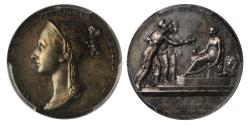 World Coins - Coronation of Victoria, 1838.