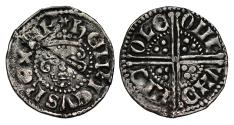 World Coins - Henry III, voided long cross Penny, Continental imitation of class 3