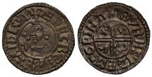 World Coins - Aethelred II Penny Winchester, CRVX type