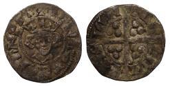 World Coins - Edward II Penny Canterbury, class 11c