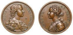 World Coins - Legitimacy of the Jacobite Succession