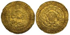 World Coins - Mary Tudor, fine gold Sovereign, dated 1553 in Roman numerals