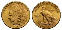 Us Coins - USA gold $10 1926 Philadelphia