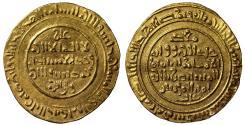 World Coins - Fatimid Dinar, AH 475.