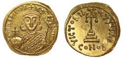 Philippicus Bardanes, Gold Solidus