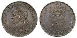 World Coins - Oliver Cromwell 1658/7 Crown