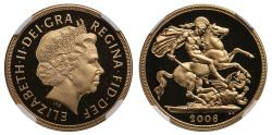 World Coins - Elizabeth II 2006 proof Two-Pounds PF68 ULTRA CAMEO