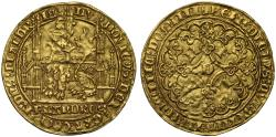 World Coins - Belgium, Flanders, Louis de Male Lion d'Or