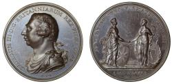 World Coins - Union of Great Britain and Ireland, 1801.