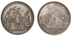 World Coins - The Battle of La Hogue, 1692