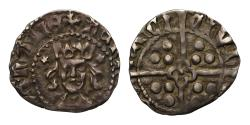 World Coins - Henry VI Penny, York Mint, Archbishop Kemp, rosette mascle issue