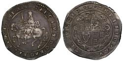 World Coins - Charles I Exeter Mint Crown, undated