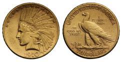 Us Coins - USA gold $10 1910 San Francisco