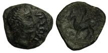Ancient Coins - Catuvellauni double Unit