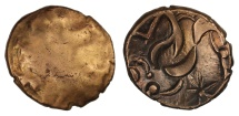 Ancient Coins - Corieltauvi South Ferriby gold Stater