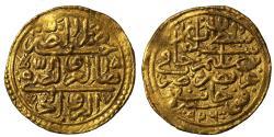World Coins - Ottoman Empire, Gold Sultani, Kuchayna, AH 926.